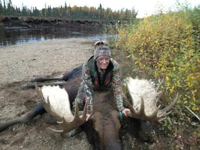 My Alaskan Moose