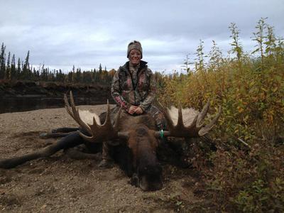 The Trip of a Lifetime... Alaskan Moose