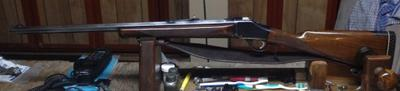 Browning 1885 High Wall in 45-70 Caliber
