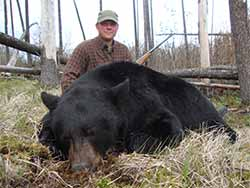 Big Country Outfitters Big Black Bear