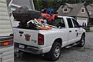 All About MooseTruck Loaded and Ready to Go