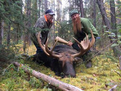 Set your sights on a BIG moose! Call one in with our moose call.