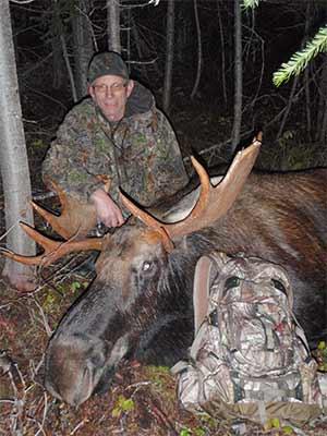 2011 Archery Bull Moose