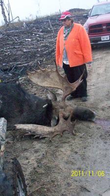 Last Moose Together