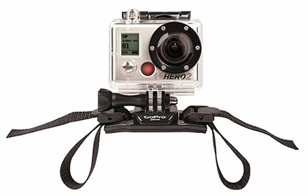 GoPro HD Hero3 Camera Silver Edition