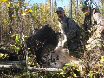 Hunting is Something Special to Share <br/>Ben and Pete, my two sons