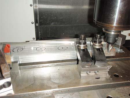 meat-hook machining