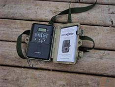 Spypoint Trail Camera IR-7 Inside Case