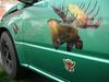 Peppi my moose hunting truck