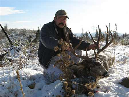 British Columbia Trophy Mule Deer