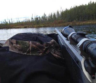 Moose Hunting Rifle