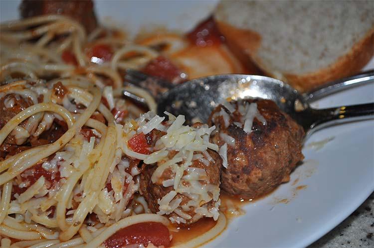 Spicy Italian Meat Balls