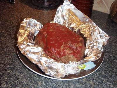 Moose Meatloaf