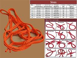 Runlock Rope Choices