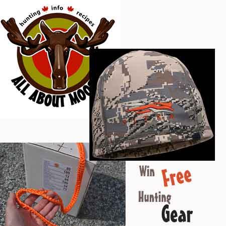 Win Free Hunting Gear